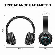 Picun Foldable Wireless Bluetooth Headphone Stereo by Picun B6 Foldable Wireless Bluetooth Headphone Stereo 3