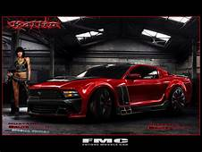 Mustang Brute Concept SE By FutureMuscleCars On DeviantArt