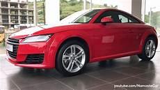 Audi Tt Mk3 45 Tfsi Quattro Fv 8s 2017 Real Review