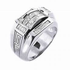 the blend of ancient and modern in versace wedding rings