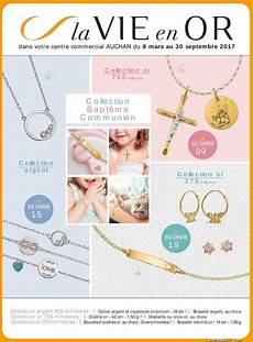 auchan la vie en or la vie en or auchan bracelet argent bijoux 224 la mode