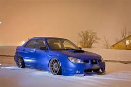 Subaru Impreza Wrx Sti Winter Snow Machine Car