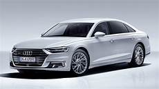 In Hybrid - 2019 audi a8 l in hybrid wallpapers and hd images