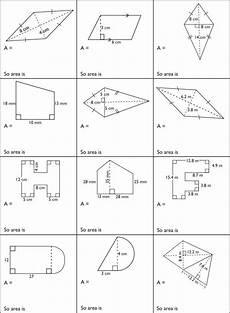 measurement area and volume worksheets 1628 measurement surface area and volume area worksheets teaching geometry education math