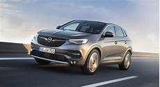 Opel Grandland X Hybride Rechargeable Commercialisation