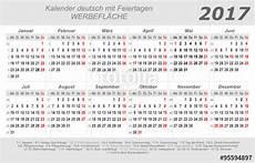 quot kalender 2017 grau quer mit feiertagen