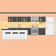 Kitchen Background Images by Kitchen Background Design Vector Free