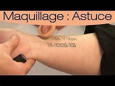 comment camoufler du crepis comment camoufler un tatouage comment cacher un tatouage