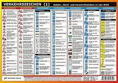 Verkehrszeichen Und Ihre Bedeutung - verkehrszeichen lernen drucken verkehrszeichen der