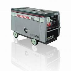 Stromerzeuger Diesel Honda - stromerzeuger honda ext 12d 10 8kw b event