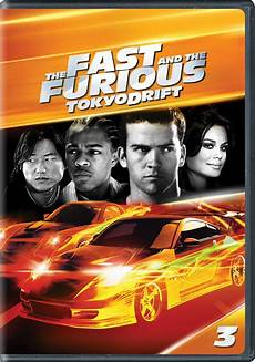 The Fast And The Furious Tokyo Drift Dvd Release Date