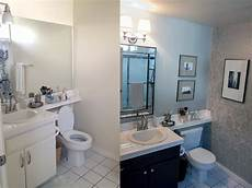 before after our apartment bathroom makeover the sought after
