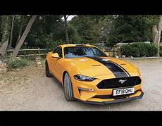 ford mustang gt 5 0 ford mustang gt 5 0 v8 2018 review drag race speeds on the road express co uk
