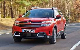 Citroen C5 Aircross Review A Family Friendly SUV That