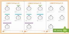 differentiated halving to 10 ladybird worksheet worksheet worksheet ks1