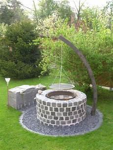 Grillstelle Im Garten - edelstahl schwenkgrill grillrost grillpfanne feuerschale