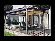 Ideen Für Terrassen - ideen f 252 r terrassenverglasung 20 inspirierende