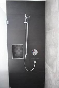 beleuchtete nische in der dusche badezimmer ludwig