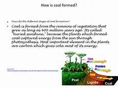 which best describes how fossil fuels form fossil fuels
