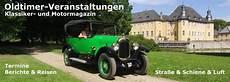 Oldtimer Fahrzeuge Im Schaufenster Oldtimer Veranstaltungen