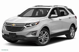 2020 Chevrolet Equinox Premier 1Lz  2019 Chevy