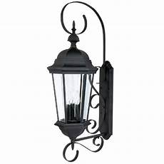 capital lighting fixture company carriage house large black outdoor wall 9723bk bellacor