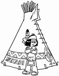 Jakari Malvorlagen Yakari