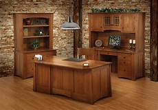 wooden home office furniture jamestown office collection custom amish jamestown