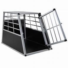 Jalano Hundetransportbox Xl Auto Gitterbox Gro 223 E Hunde Alu