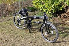 das bmw mini folding bike black im faltrad test echter test