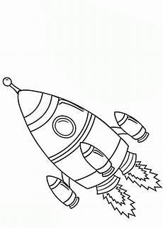 Ausmalbild Maus Rakete Malvorlage Kinder Rakete Kostenlos Zum Ausdrucken