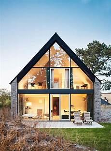 Haus Mit Glasfassade - architektenh 228 user ferienhaus mit angelegter