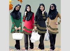 As mulheres muçulmanas longo camisa Das Senhoras Roupas