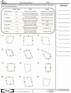 categorizing polygons worksheet 7963 1 teks 4 6d 2 audience fourth grade 3 behavior classify 2d figures 4 condition using the