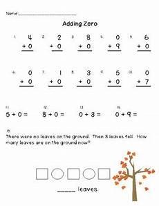 addition worksheets with zero 9669 adding zero math fact worksheet by hofmann 1st grade tpt