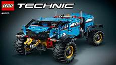 lego technic 42070 lego technic 6x6 all terrain tow truck 42070 лего техник