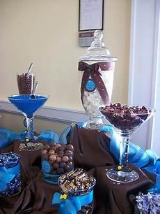 malibu blue and silver wedding decorations my wedding candy buffet how wonderful it was