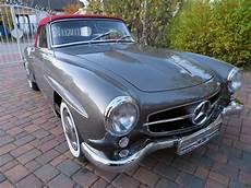 mercedes 190 sl 1957 w 121 mercedes 190sl