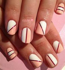 two toned nail designs you have to try fashionsy com