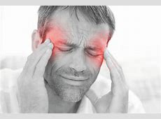 sharp head pain when coughing