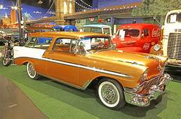 1956 Chevrolet Nomad Wagon  Welcome To Cars Of Dreams Museum