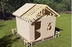 Construire Une Remise De Jardin Rona