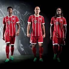 Les Maillots Du Bayern Munich Pour La Saison 2017 2018