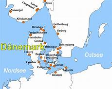 Fähre Kristiansand Hirtshals - rostock trelleborg