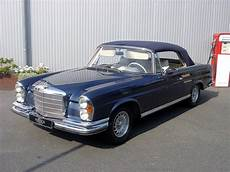 Mercedes 280 Se Cabriolet Picture 50605 Mercedes