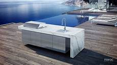 Outdoor Küche Edelstahl - outdoor schubladenschrank 60 215 64cm edelstahl satiniert 0000