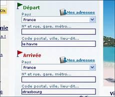 Route Occasion Michelin Trajet Itineraire