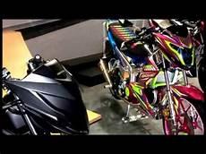 Modifikasi Motor Sonic 150r by Modifikasi Motor Honda Sonic 150r Terbaru