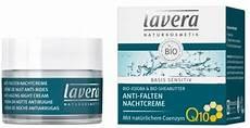 lavera basis sensitiv shoo lavera basis sensitiv anti wrinkle q10 50 ml