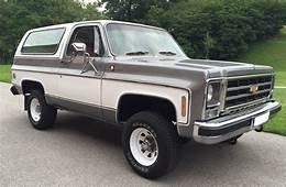 1979 Chevrolet K5 Blazer Cheyennejpg  Wikimedia Commons